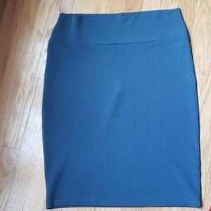Lularoe Cassie skirt.